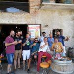 Presentazione della birra Amleto presso Open Garden Baladin