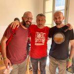Con Kuaska e Vitto a Reggio Emilia