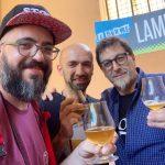 Con Vitto e Michele Galati a Reggio Emilia